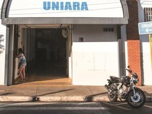 Uniara em Araraquara (Foto: Amanda Rocha/Tribuna)