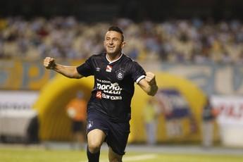 Leandro Cearense quer voltar a marcar no Remo (Foto: Akira Onuma/O Liberal)