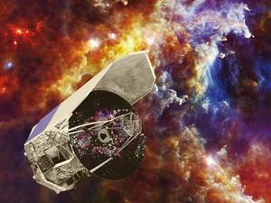 Telescópio espacial Herschel é um exemplo de instrumento que precisa de suprimento constante de energia. (Foto: C. Carreau / ESA)