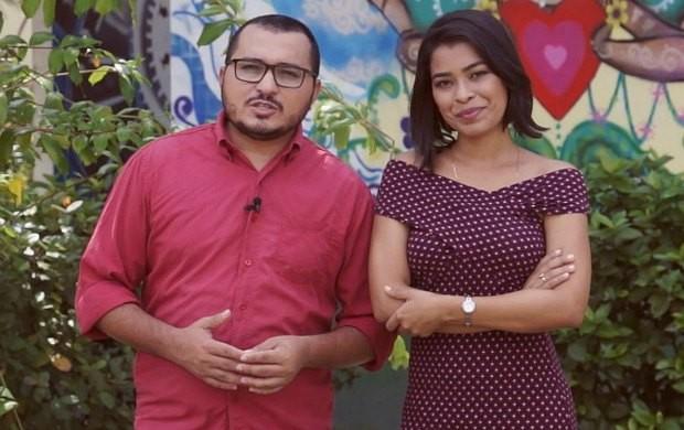 Rômulo D'Castro e Rosiane Chagas comandam série no Amazônia Rural (Foto: Rede Amazônica)