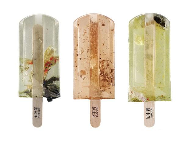 100% Polluted Popsicles_1' (Foto: divulgação )
