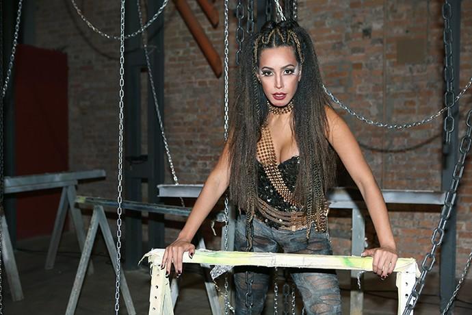 Tatiana Scarletti (Foto: Carol Caminha/Gshow)