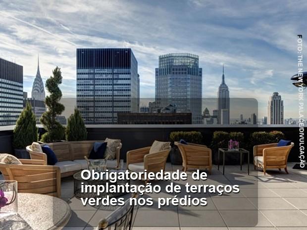 Selo projetos de 2015 - terraço (Foto:  )