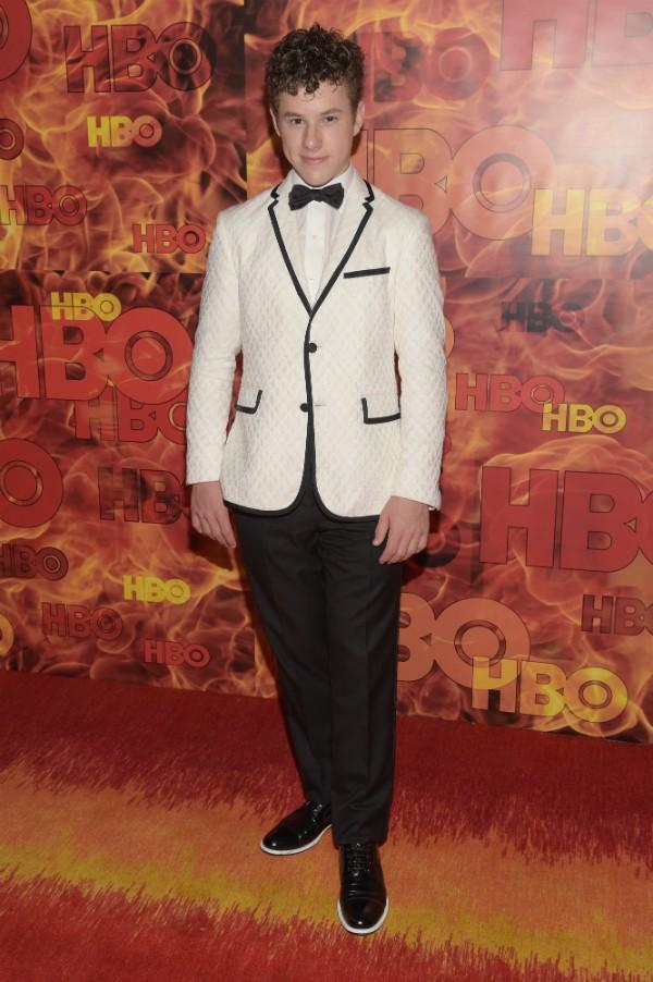 Também por 'Modern Family', Nolan Gould (16 anos) recebeu US$2,3 milhões (Foto: Getty Images)
