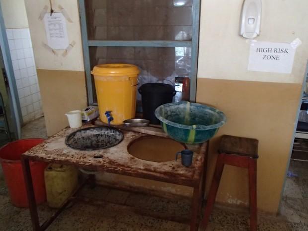 Condições precárias do país contribuem para o surto. (Foto: Maurício Ferri/Arquivo pessoal)
