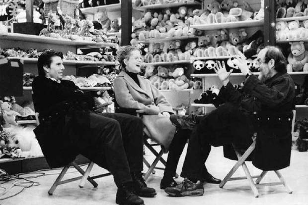 Bastidores dos filmes de Stanley Kubrick viram livro (Foto: Ubu Editora/ Divulgação)