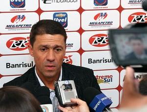 Marcelo Rospide foi apresentado no Bento Freitas