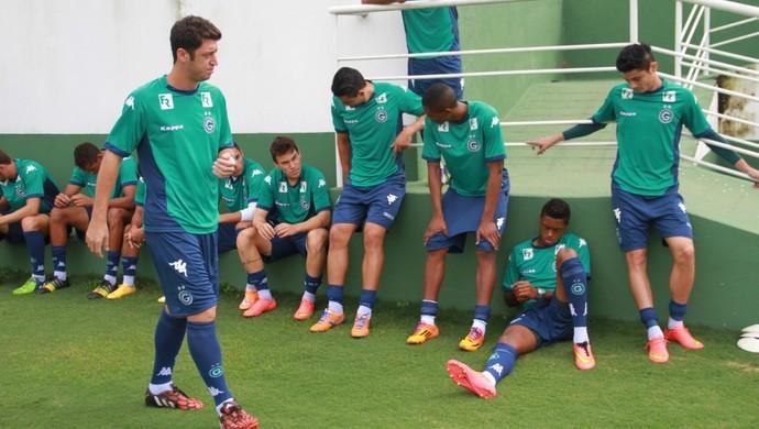 Felipe Menezes - meia Goiás (Foto: Rosiron Rodrigues / Goiás E.C.)