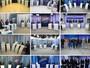 Fotos dos debates pelo país (G1)