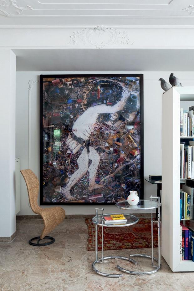 Apartamento Massimo Bottura (Foto: Divulgação)
