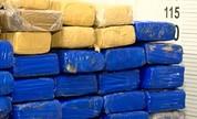 Operação das polícias Civil e Militar apreende mais de 100 tabletes de maconha