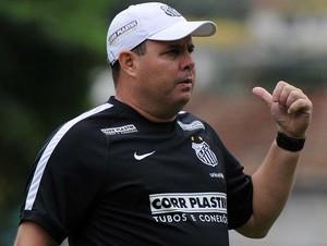 Marcelo Fernandes Santos (Foto: Ivan Storti / Divulgação Santos FC)