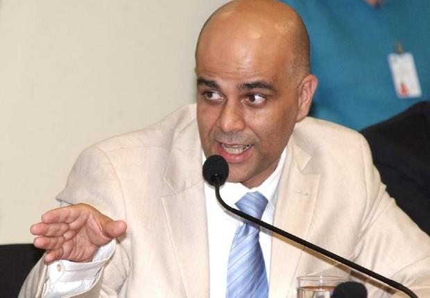 O publicitário Marcos Valério fecha acordo de delação com a PF (Foto: Arquivo/Agência Brasil)