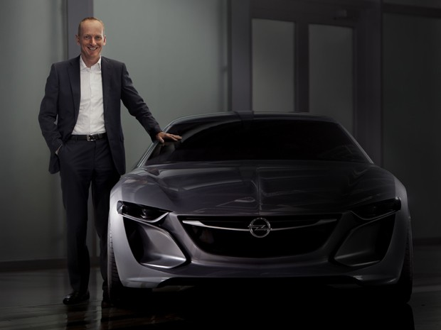 Opel Monza Concept (Foto: Divulgação)