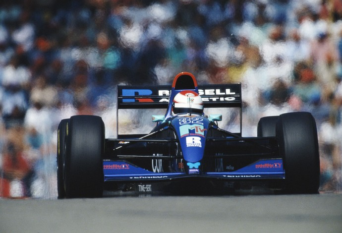 Roland Ratzenberger Fórmula 1 F-1 1994 (Foto: Getty Images)