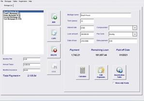 Mortgage and Loan Calculator Analyzer