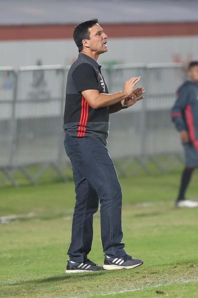 Zé Ricardo Flamengo x Coritiba (Foto: Gilvan de Souza/Flamengo)