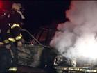 Mulher morre em acidente com três veículos na Rodovia Abrão Assed