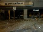 Grupo dispara contra delegacia e destrói agência bancária em Olindina