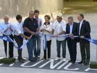 Trânsito é lento no Centro do Rio após inauguração do Túnel 450 anos
