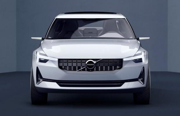 Volvo XC40-S40,  modelo de carro com retrovisor digital (Foto: Divulgação)