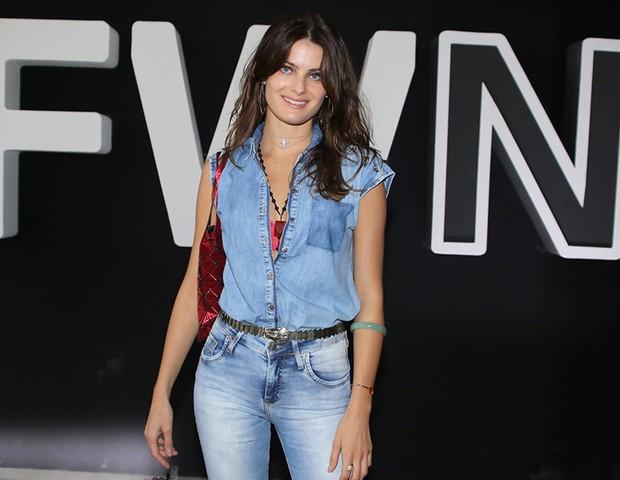 Isabeli Fontana (Foto: Thiago Duran/AgNews)