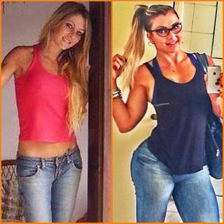 Luciane Hoepers  (Foto: Divulgação / MF Models Assessoria )