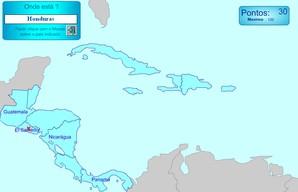 Geografia América Central