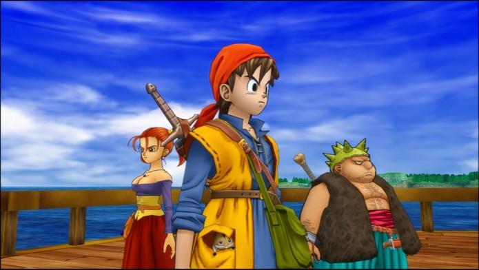Dragon Quest 8: Journey of the Cursed King (Foto: Divulgação/Square Enix)