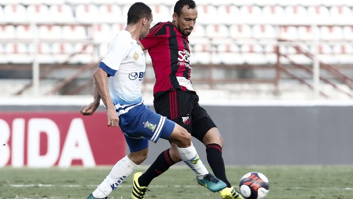 Ituano x Santo André (Foto: Miguel Schincariol / ituano FC)
