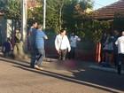 Enterrado o corpo de menina de 8 anos atropelada em Canoas, no RS