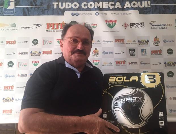 José Vanildo FNF bola penalty