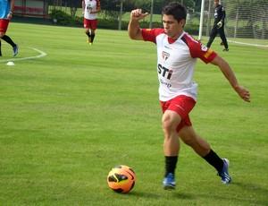 Osvaldo - São Paulo (Foto: Site Oficial / saopaulofc.net)