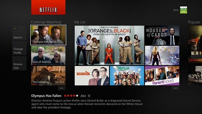 Netflix (Foto: Reprodução/XB1.co.uk)