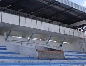 Obras Curuzu 2 (Foto: Divulgação/ Site Oficial do Paysandu)