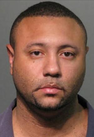 Felix Lockett foi visto dançando nu na rua após consumir maconha com formol (Foto: Divulgação/Orange County Jail)