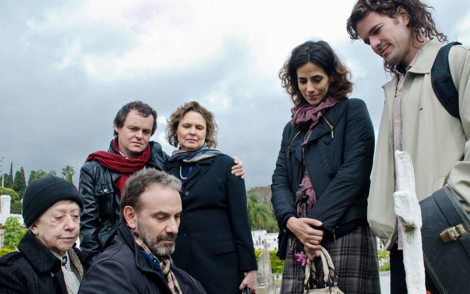 Confira fotos dos bastidores do especial Doce de Mãe (Fabio Rebelo / TV Globo)