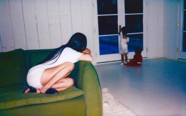 Kim Kardashian e filhos (Foto: Reprodução Instagram)