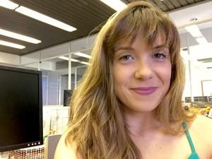 Rafaela Melz (Foto: divulgação)