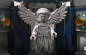 Doctor Who | Como parar um Anjo Lamentador