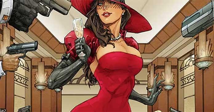 Carmen San Diego ganhou quadrinhos, livros e jogos de mesa (Foto: Reprodução/HQNews)