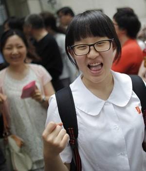 enem chinês (Foto: Reuters)