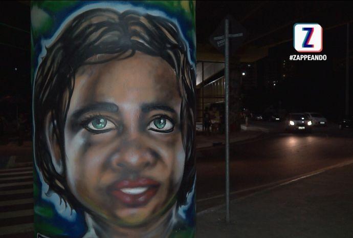 Disseminar arte urbana é foco do evento (Foto: Zappeando)