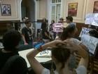Manifestantes continuam a ocupar a sede do Iphan em Sergipe