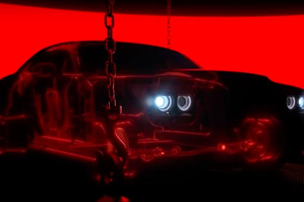 Dodge Challenger SRT Demon será 90 kg mais leve que o Hellcat (Foto: Divulgação)