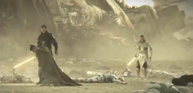 """EA anuncia expansão de """"Star Wars: Old Republic"""" na E3, """"Knights of the fallen empire"""" (Foto: Reprodução/Twitch)"""