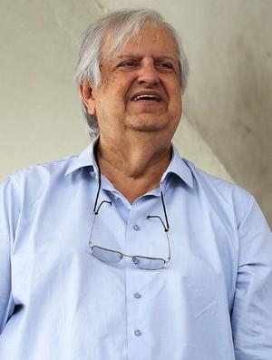 Modesto Roma, presidente do Santos (Foto: Pedro Ernesto Guerra Azevedo / Santos FC)