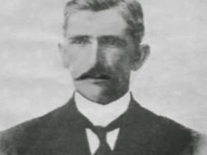 Júlio Brasileiro, prefeito eleito de Garanhuns em 1917 (Foto: Acervo pessoal/Cláudio Gonçalves)