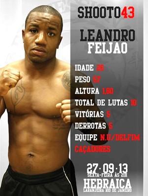 Leandro Feijão (Foto: Reprodução / Facebook)