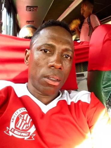 Paulo Isidoro, treinador do Caiçara (Foto: Reprodução/Facebook)